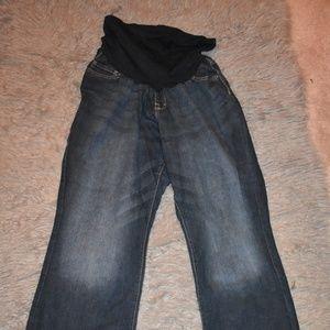 Plus Size Maternity Jeans ~ 3XL